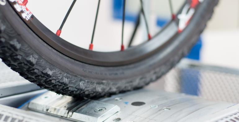 Testování jízdních kol